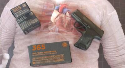 The SIG P365 Ammo Edition – Little Gun Food