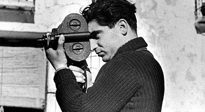 Robert Capa: The photographer of hell