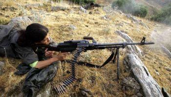 PKK ambushes Turkish patrol at extremely close range