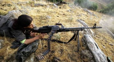 PKK ambushes Turkish patrol at extremely close range