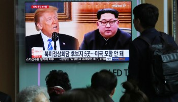 Kim Jong Un replaces military leaders as he prepares for summit with Trump -- what does that mean for North Korea?