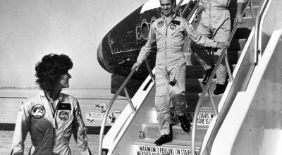 On this day in history: Dr. Sally Ride becomes the first American woman in space