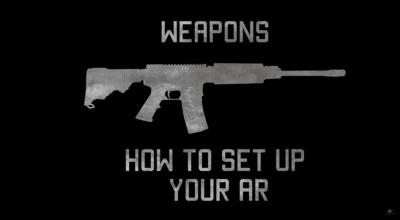 How to Setup Your AR: Shooting Tips From Tactical Rifleman