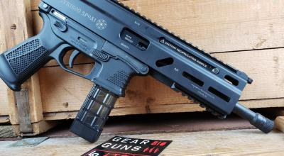 First Look: Grand Power's Stribog Personal Defense Weapon