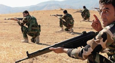 Peshmerga deny Iraqi Army forces entry into Kurdistan