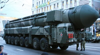 This comparison shows how Russia's latest nuclear weapons dwarf America's (and everyone else's)