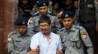 Myanmar: Reporters charged with violating the Official Secrets Act move to trial