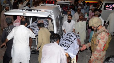 Death toll in Pakistan suicide bombing rises to 132