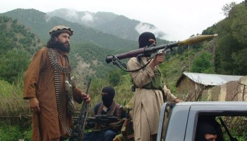 The language and propaganda of the Taliban