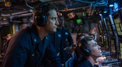'Hunter Killer' could be a return to the heyday of military fiction