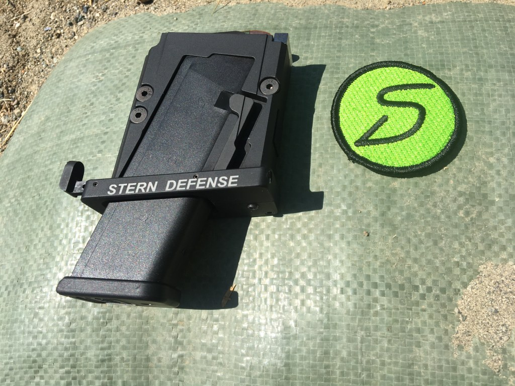 Stern Defense Magwell Adapters: Turn Your AR Lower into a Pistol Caliber Carbine