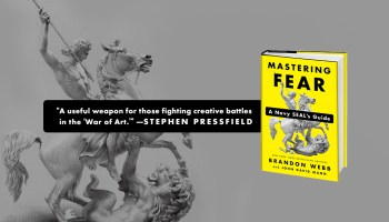'Mastering Fear: A Navy SEAL's Guide' by Brandon Webb and John David Mann -- Fear of the Water