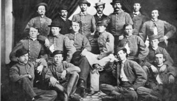 Mosby's Rangers: The Civil War guerrilla fighters that were a thorn in the Union's side