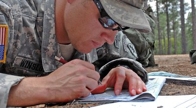 Getting Back to the A-B-Cs of Land Navigation – Resection