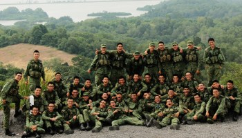 Singapore: A (former) Rabble In Arms