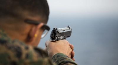 Pistol Shooting | Don't fear the flinch