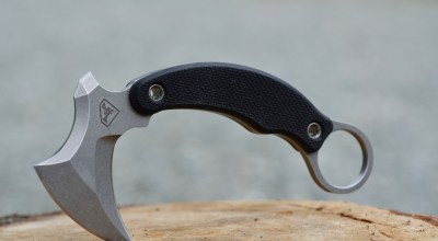 Halcon X Knife from DoubleStar Corporation: Wicked Curve