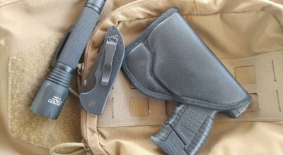 The Comfort Cling Holster: A Clip Less Wonder?