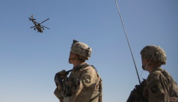 Analysis: US air support takes out over 220 Taliban fighters