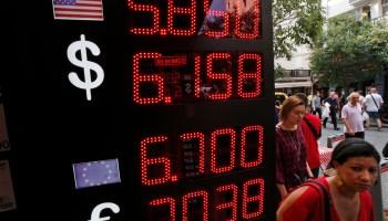 What's happening to Turkey's economy?