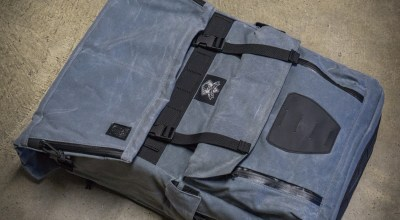 Grey Ghost Gear Gypsy Bag: A grey man's go-bag