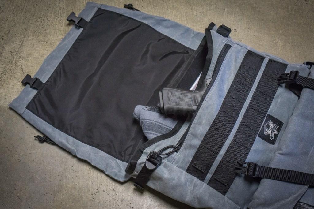 Grey Ghost Gear Gypsy Bag: A grey man's go-bag