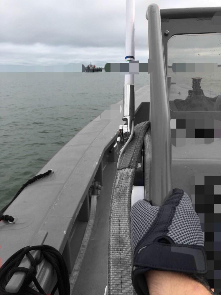 S&S Precision Warm Weather Maritime Assault Gloves