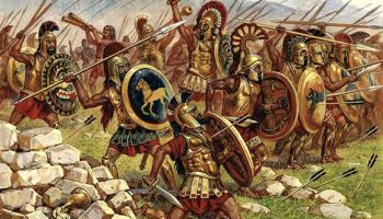 On This Day, 300 Spartans Led By King Leonidas, Defended Thermopylae