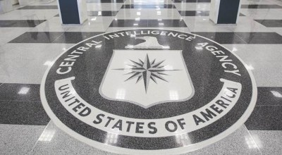 Seal of the CIA in Langley, VA | CIA