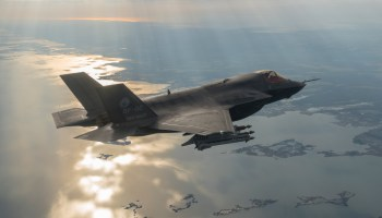 Taliban targeted in first US F-35 combat mission
