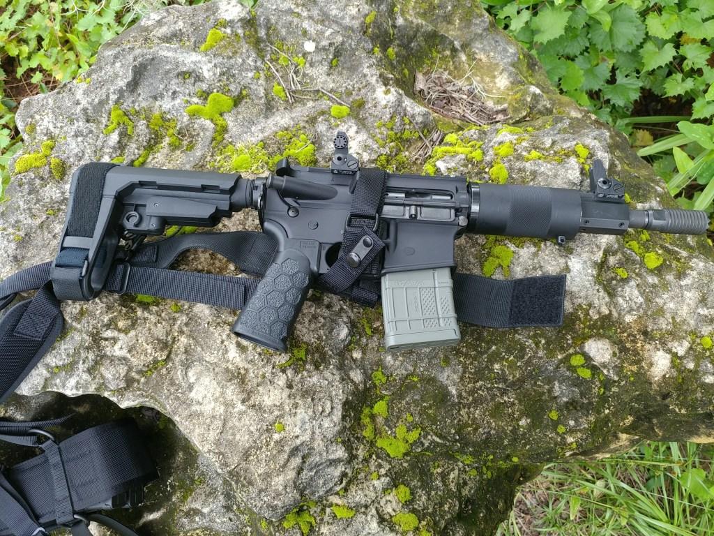 The Desantis DSD Rig   An AR-15 Shoulder Rig