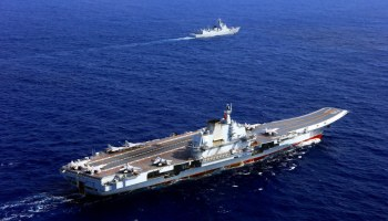 China will soon have 3 aircraft carriers, lots of pilots, but no aircraft