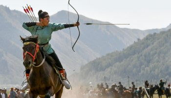 The Pic of the Day: The Nomad Games kick off in Kyrgyzstan