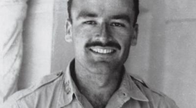 LTC Peter Dewey, OSS, Is the 1st US Soldier Killed in Vietnam, Sept.26, 1945