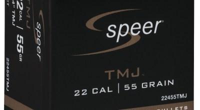 Speer Bullets Adds to Lineup of Total Metal Jacket Rifle Bullets