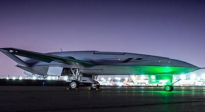 MQ-25 Stingray courtesy of Boeing
