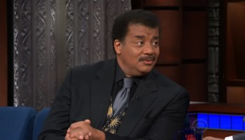 Neil deGrasse Tyson supports a Space Force but doesn't quite understand how space war would work