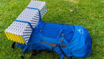 Therm-a-Rest Z Lite Sol | The lightest most compact closed cell sleeping pad