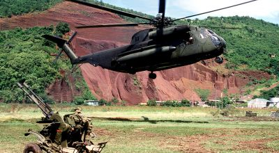 Operation Urgent Fury: The US invades Grenada on this day in 1983