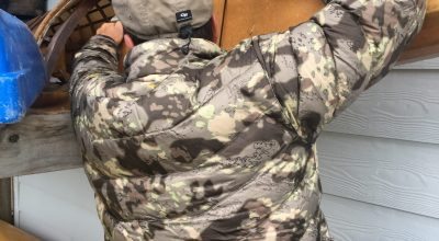 Slumberjack Incog Down Jacket: Low Volume, High Utility