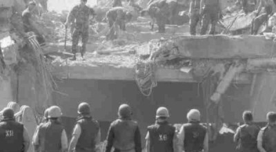 On This Day in 1983, Marine Barracks in Beirut is Truck Bombed