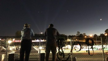 On location at Petit Le Mans: Endurance racing and the human condition