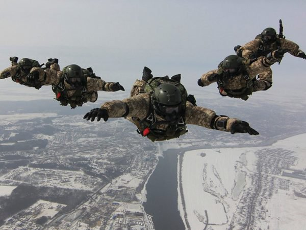 Russian Spetsnaz Take Out Terrorists in Dagestan