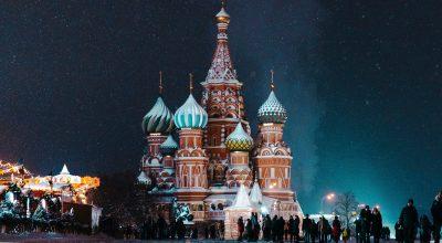 St. Basils Cathedral/ Nikita Karimov on Unsplash