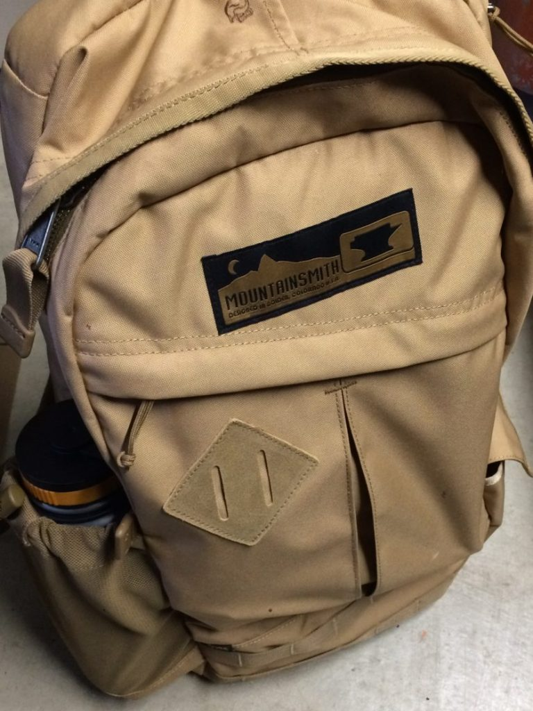 An Army Rangers Go-Bag: Get home safe, no matter the circumstance