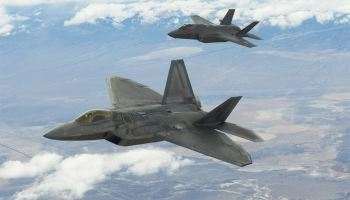 Japan wants to combine America's two best fighters into one air dominance platform – here's why America might let them