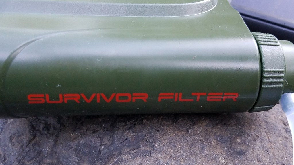 Electric Survivor Filter Pro
