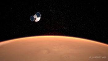 Watch live: NASA's InSight Lander touches down on Mars today