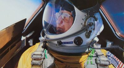 Watch Major Brian Shul tell his legendary story about trolling ground speed checks in the SR-71
