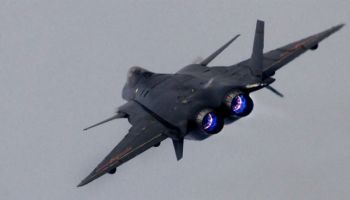 China's F-22 rip off is still plagued by engine troubles